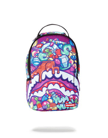 SPRAYGROUND- MINI CANDY SHARK MINI