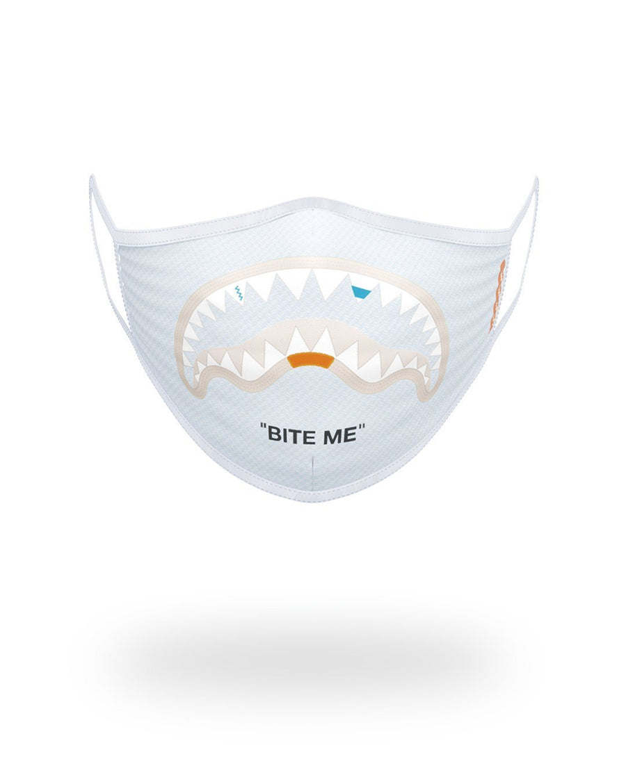SPRAYGROUND- BITE ME FORM-FITTING MASK FASHION MASK