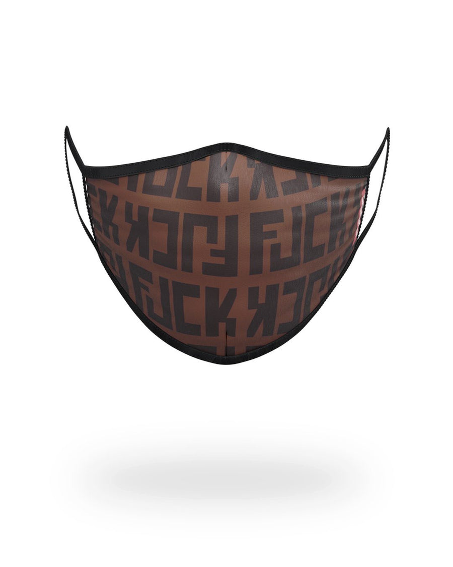 SPRAYGROUND- OFFENDED FORM-FITTING MASK FASHION MASK