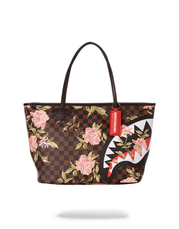 SHARKFLOWER TOTE