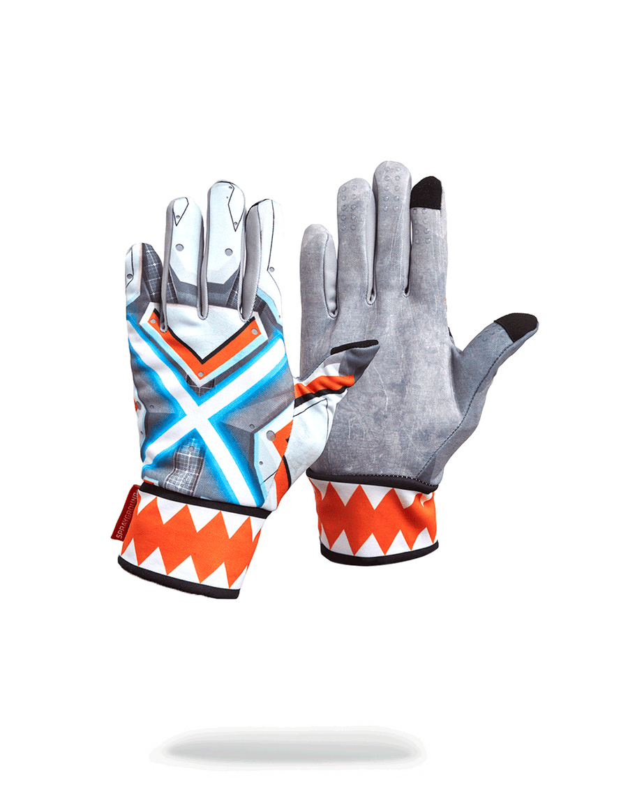 SPRAYGROUND- MISSION TO MARS: MARS SHARK (BUZZ ALDRIN COLLAB) GLOVES GLOVES