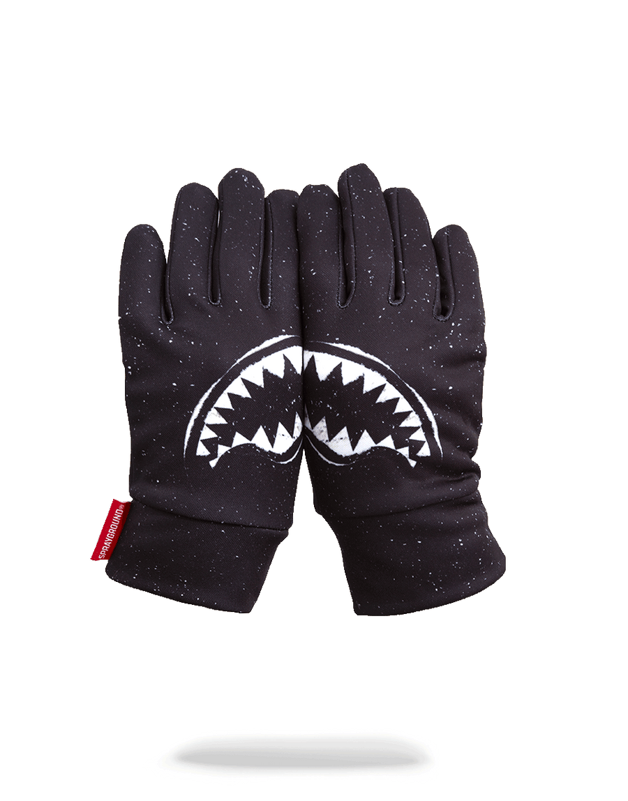 SPRAYGROUND- PARTY SHARK GLOVES GLOVES