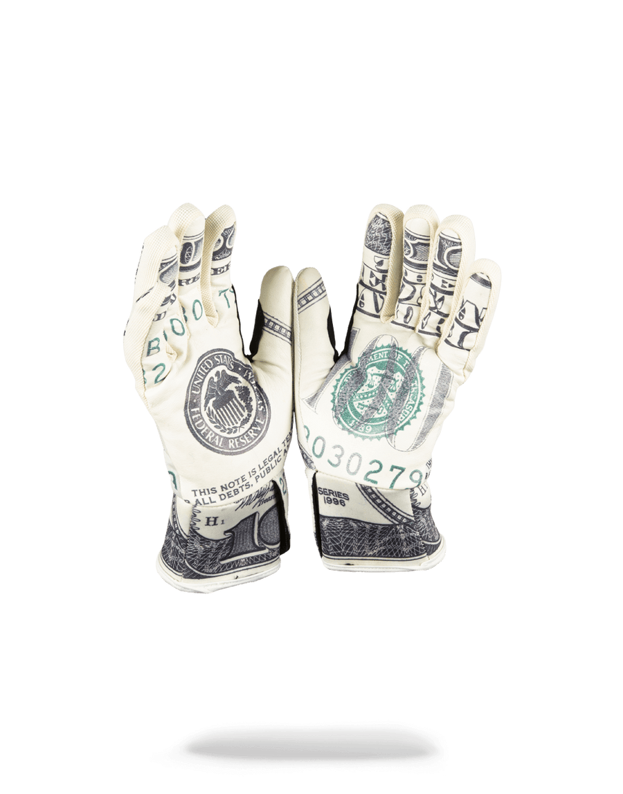 SPRAYGROUND- BIG MONEY GLOVES GLOVES