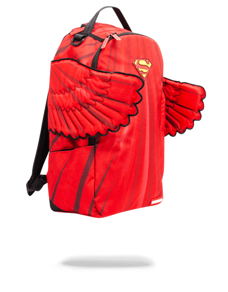 SPRAYGROUND- SUPERMAN CAPE WINGS BACKPACK