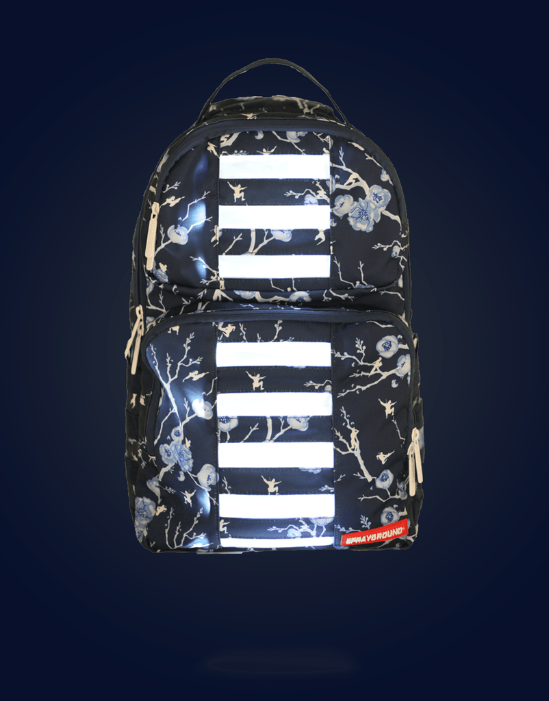 SPRAYGROUND- CHERRY BLO$$OM LED BACKPACK BACKPACK
