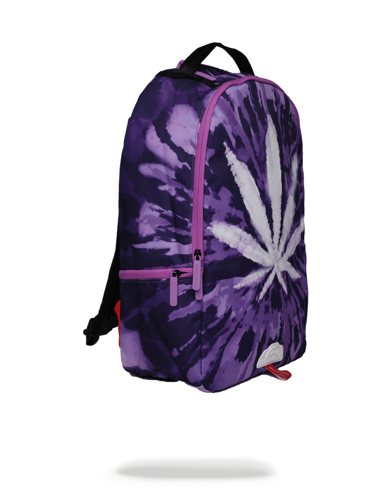 SPRAYGROUND- WEED TIE DYE BACKPACK BACKPACK