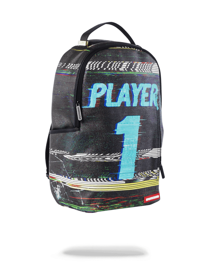SPRAYGROUND- PLAYER #1 BACKPACK