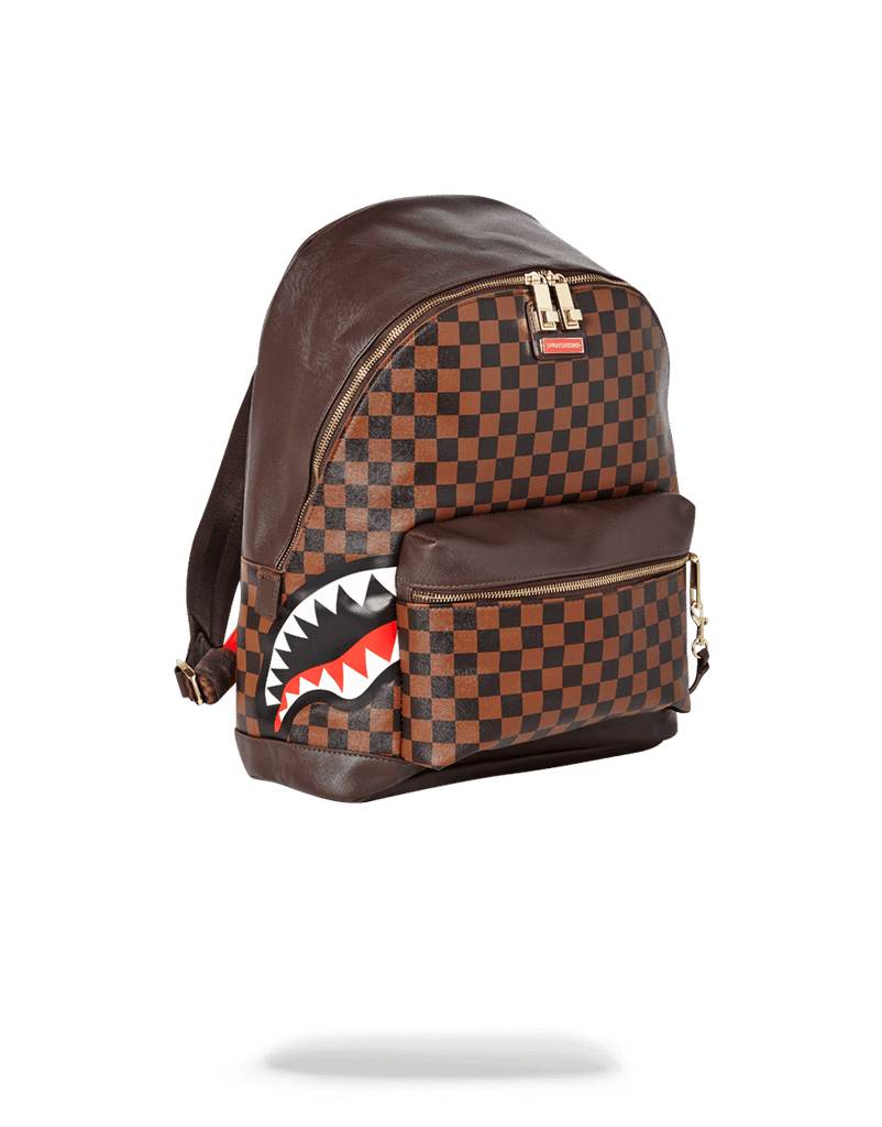 SPRAYGROUND- SIDE SHARKS IN PARIS BACKPACK