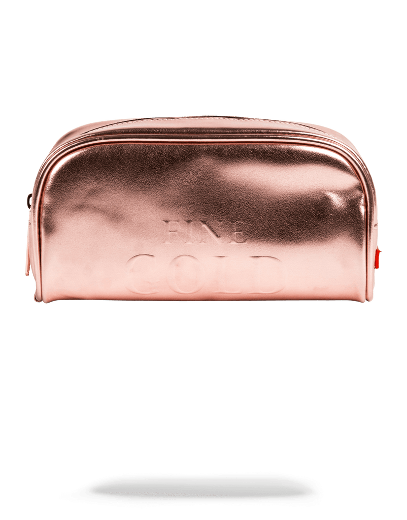 SPRAYGROUND- ROSE GOLD POUCH POUCH