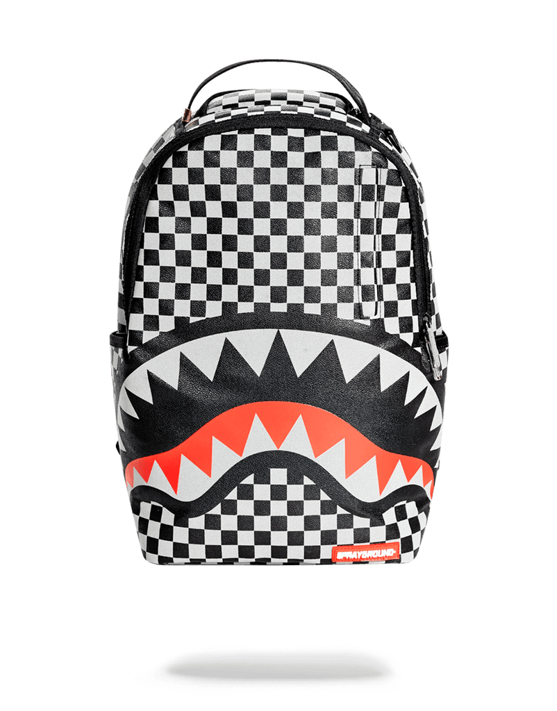 SPRAYGROUND- REFLECTIVE SHARKS IN PARIS BACKPACK
