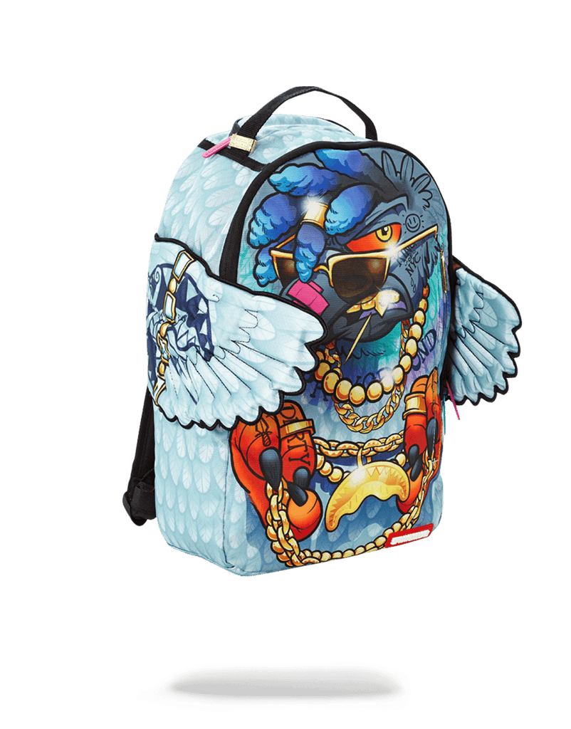 SPRAYGROUND- PIGEONS IN THE HOOD BACKPACK