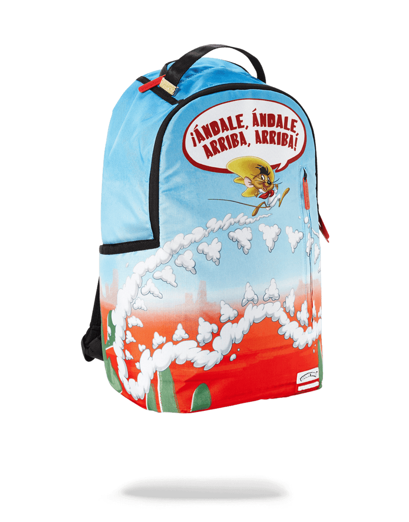 SPRAYGROUND- SPEEDY GONZALES SHARK BACKPACK