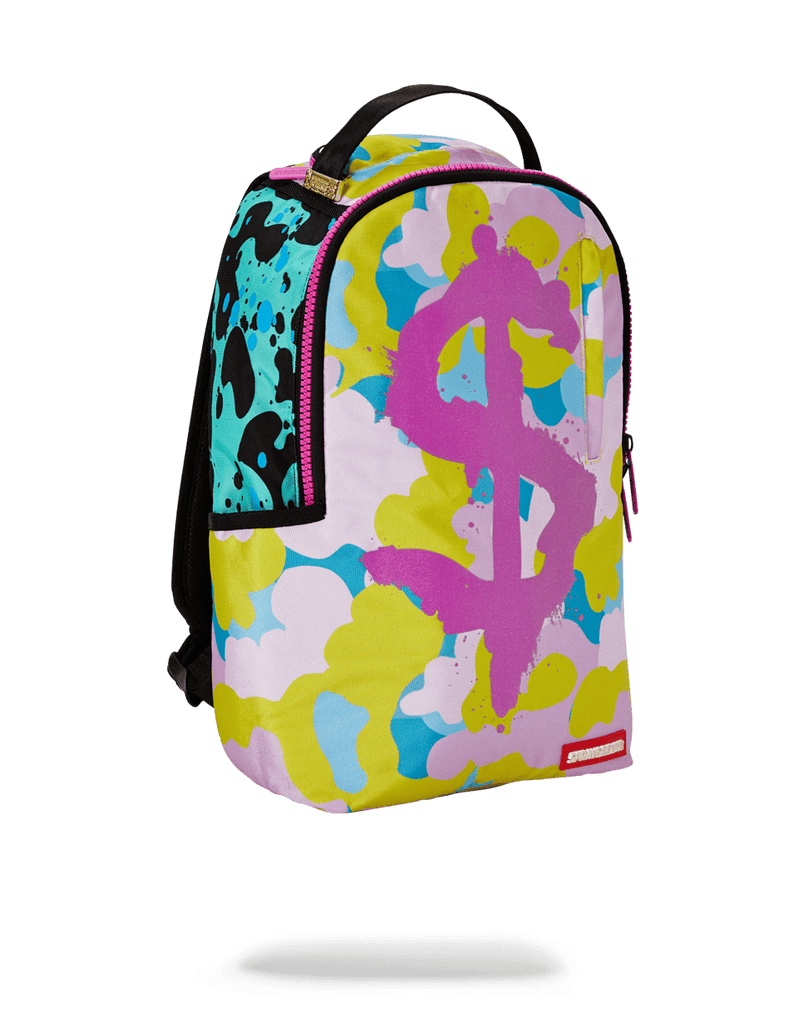 SPRAYGROUND- CAMO L$D BACKPACK