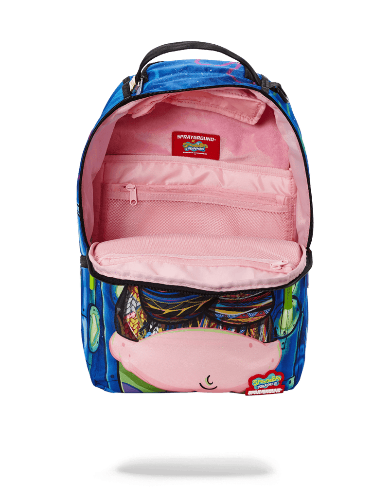SPRAYGROUND- NOTORIOUS P.A.T. BACKPACK