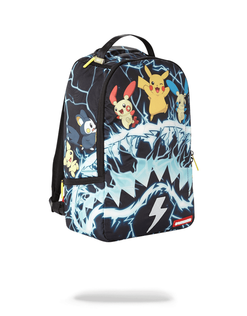 POKEMON PIKACHU ELECTRIC SHARK