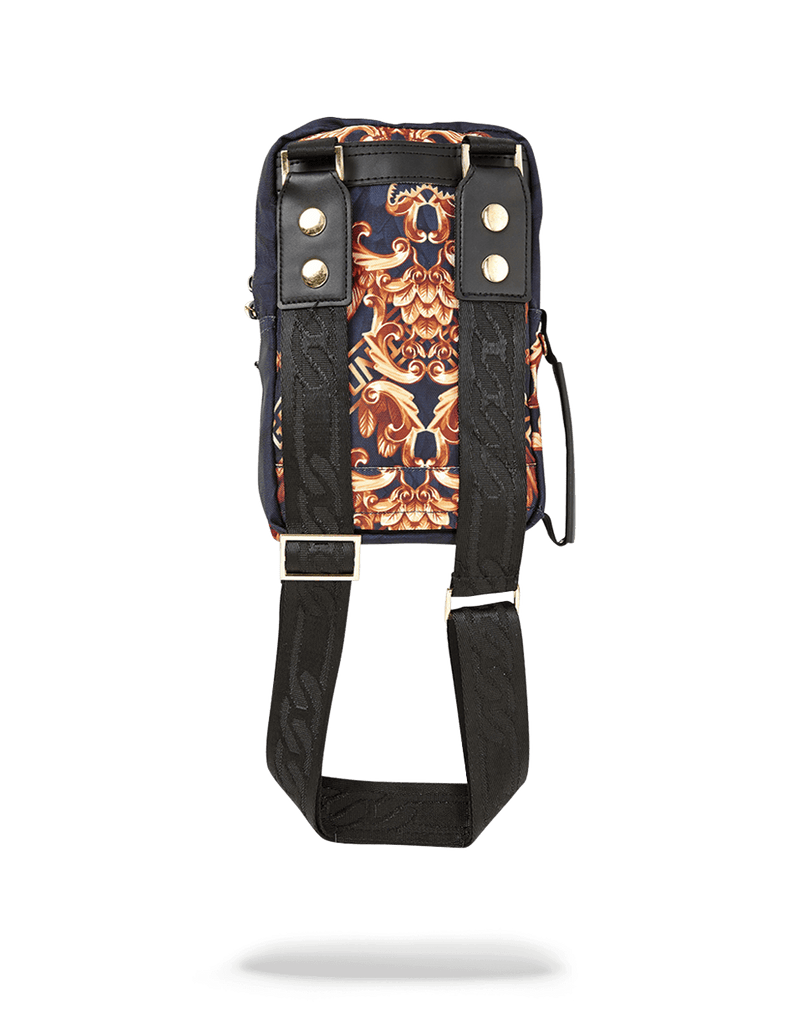 SPRAYGROUND- PALACE OF SHARKS SLING SLING