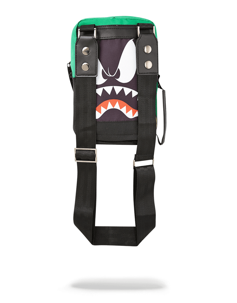 SPRAYGROUND- MARVIN THE MARTIAN SHARK SLING SLING