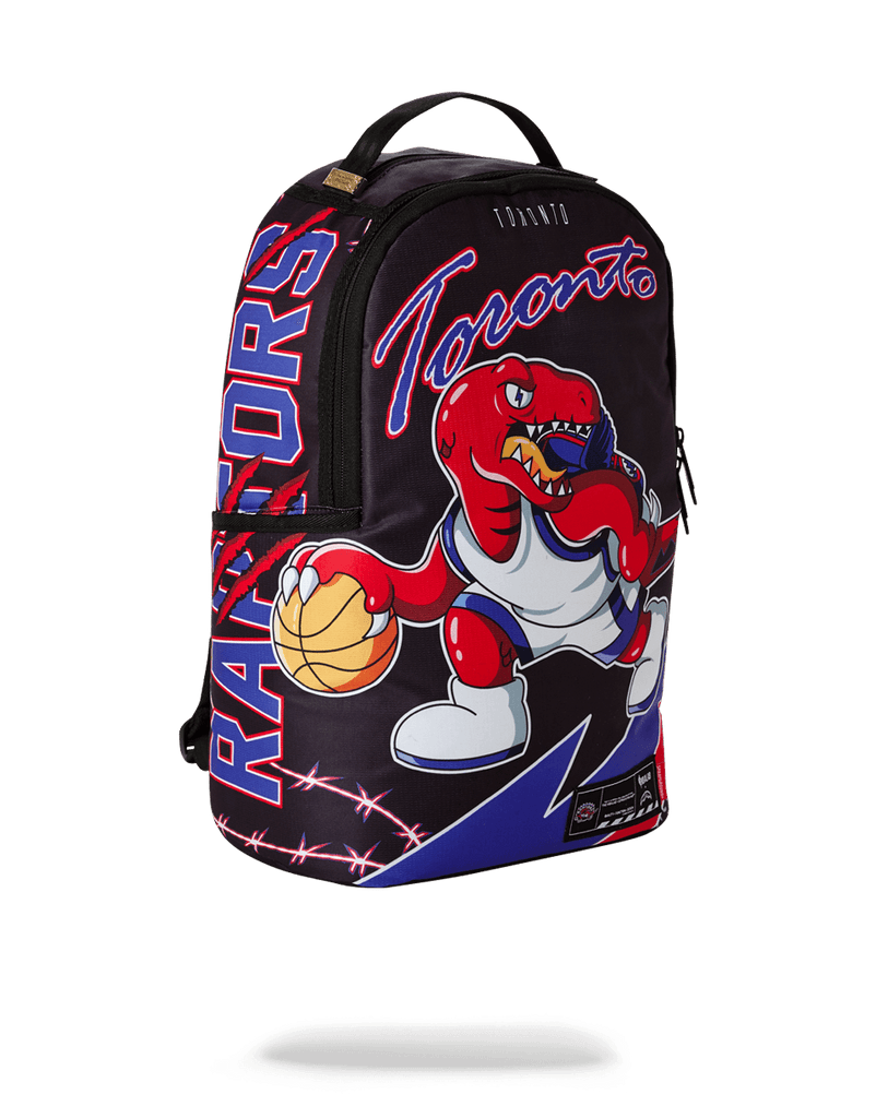 SPRAYGROUND- NBA LAB TORONTO RAPTORS DINOSUAR BACKPACK