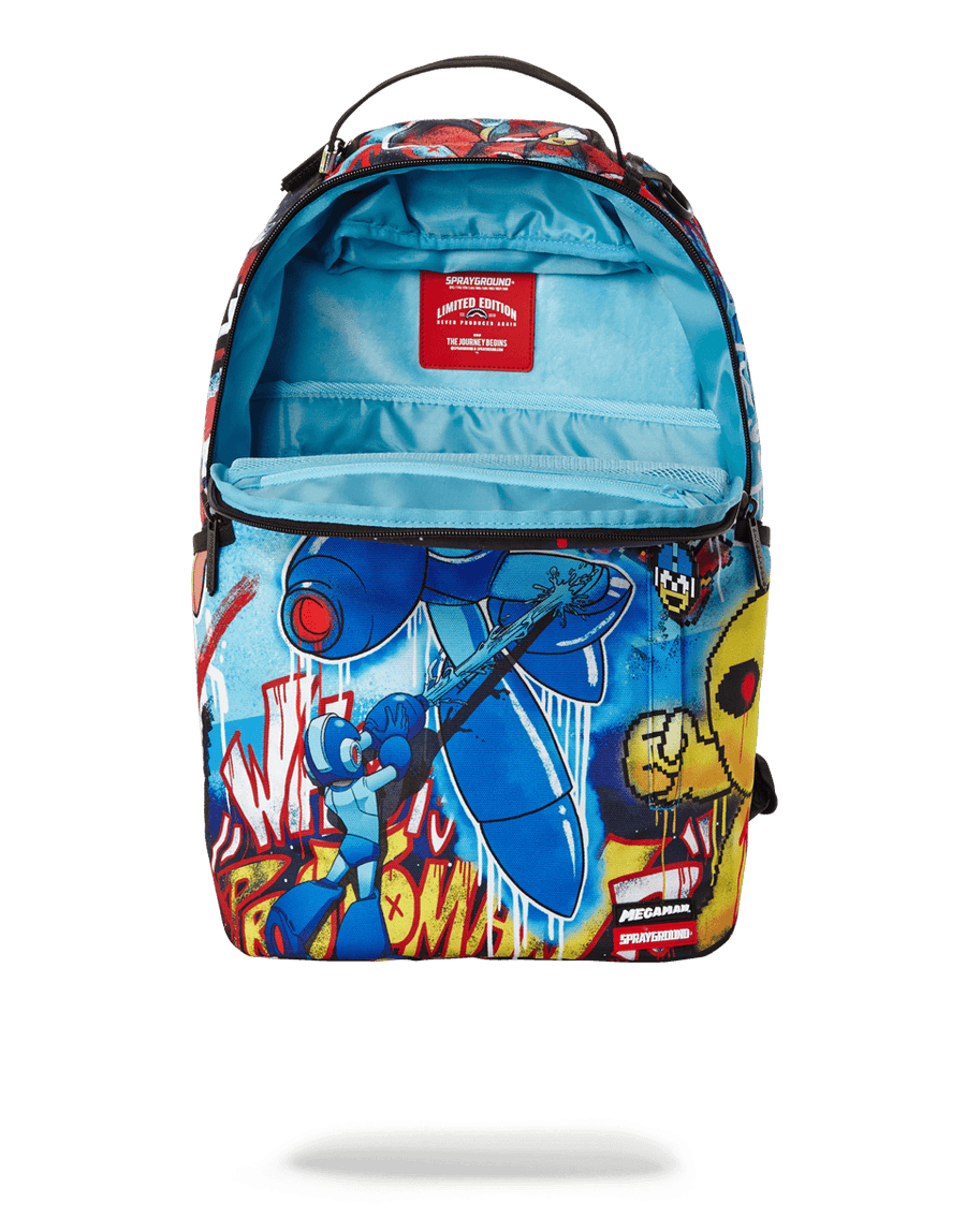 SPRAYGROUND- MEGAMAN VANDAL BACKPACK