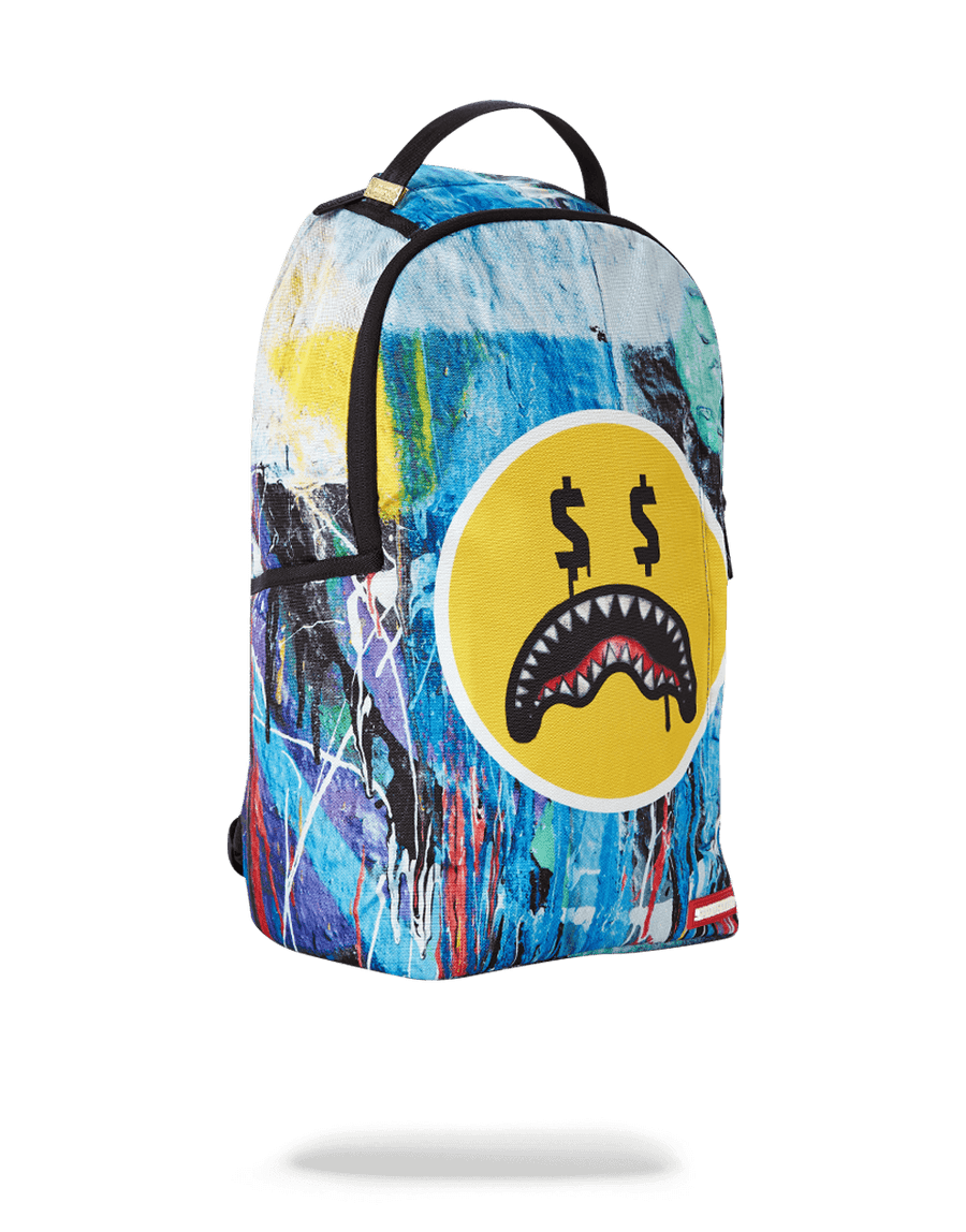 SPRAYGROUND- HAVE A SHARKY DAY BACKPACK