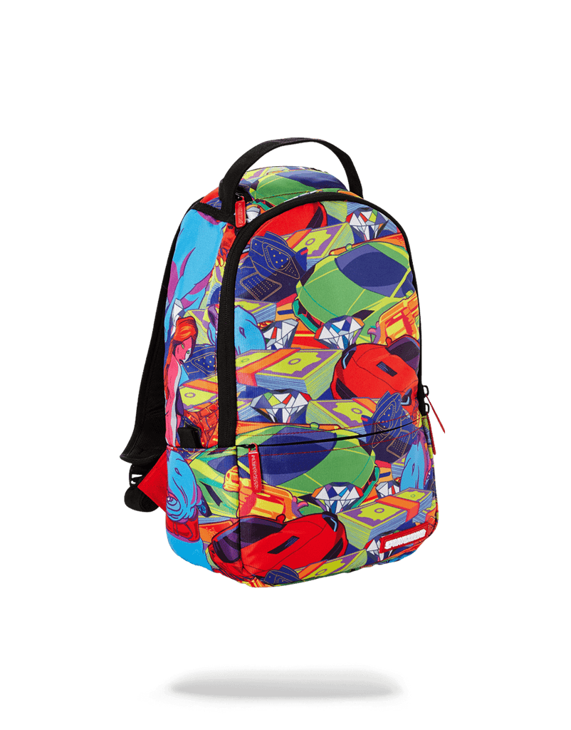 SPRAYGROUND- MINI MONEY RICHES MINI