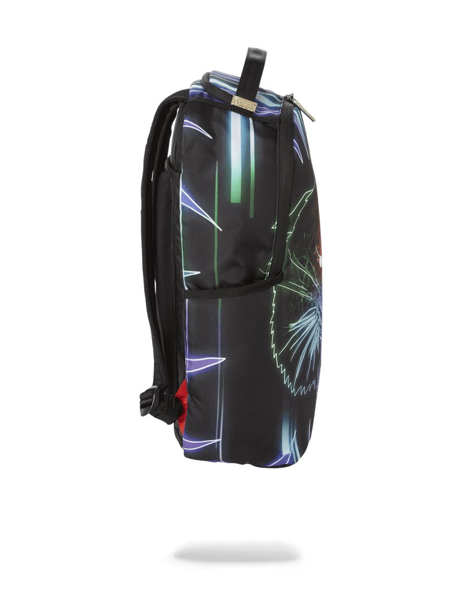 SPRAYGROUND- NEON TIGER BACKPACK (ONE OF ONE) BACKPACK