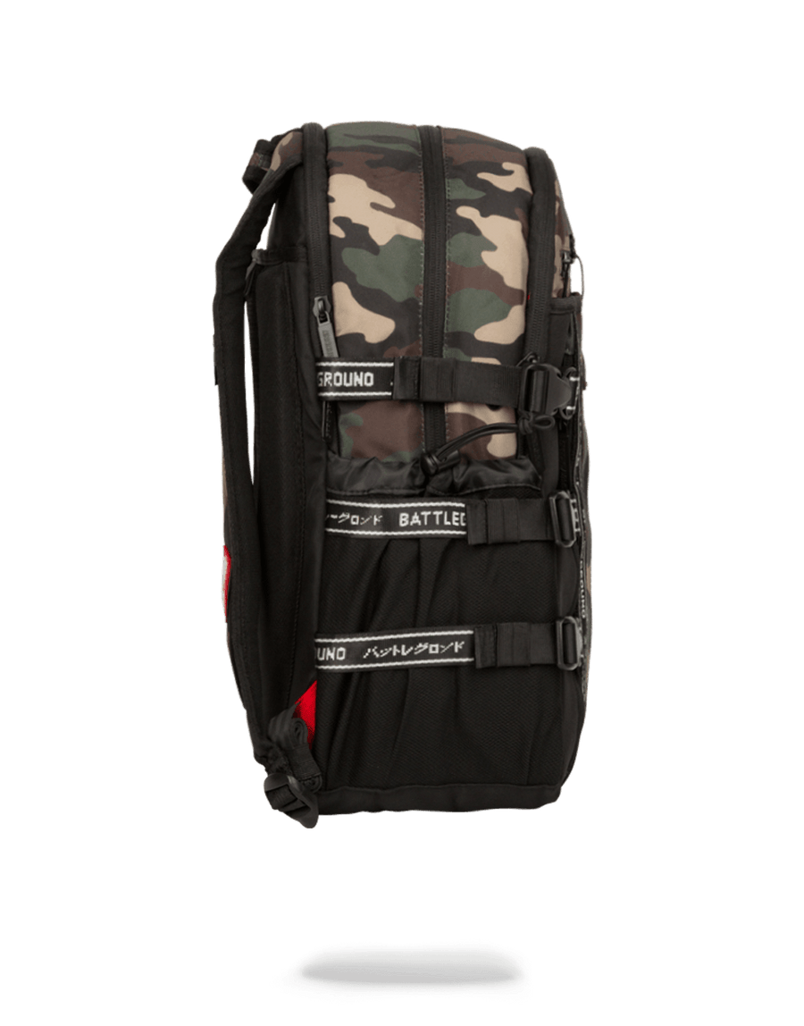 SPRAYGROUND- NOMAD (CAMO) BACKPACK