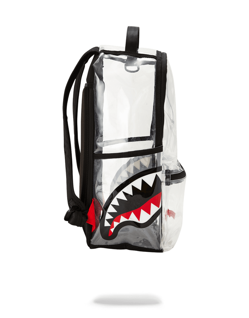 SPRAYGROUND- 20/20 VISION DOUBLE CARGO SIDE SHARK BACKPACK