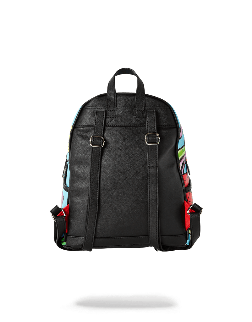 SPRAYGROUND- THE BRAT (ASIAN DOLL) WOMENS BACKPACK