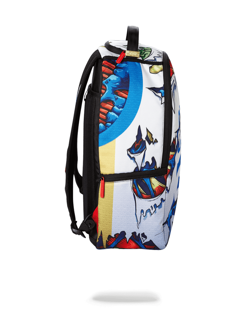 SPRAYGROUND- NBA LAB CURRY ZOMBIE BACKPACK