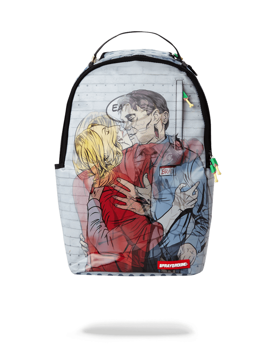 SPRAYGROUND- ZOMBIE LOVERS (LENTICULAR) BACKPACK