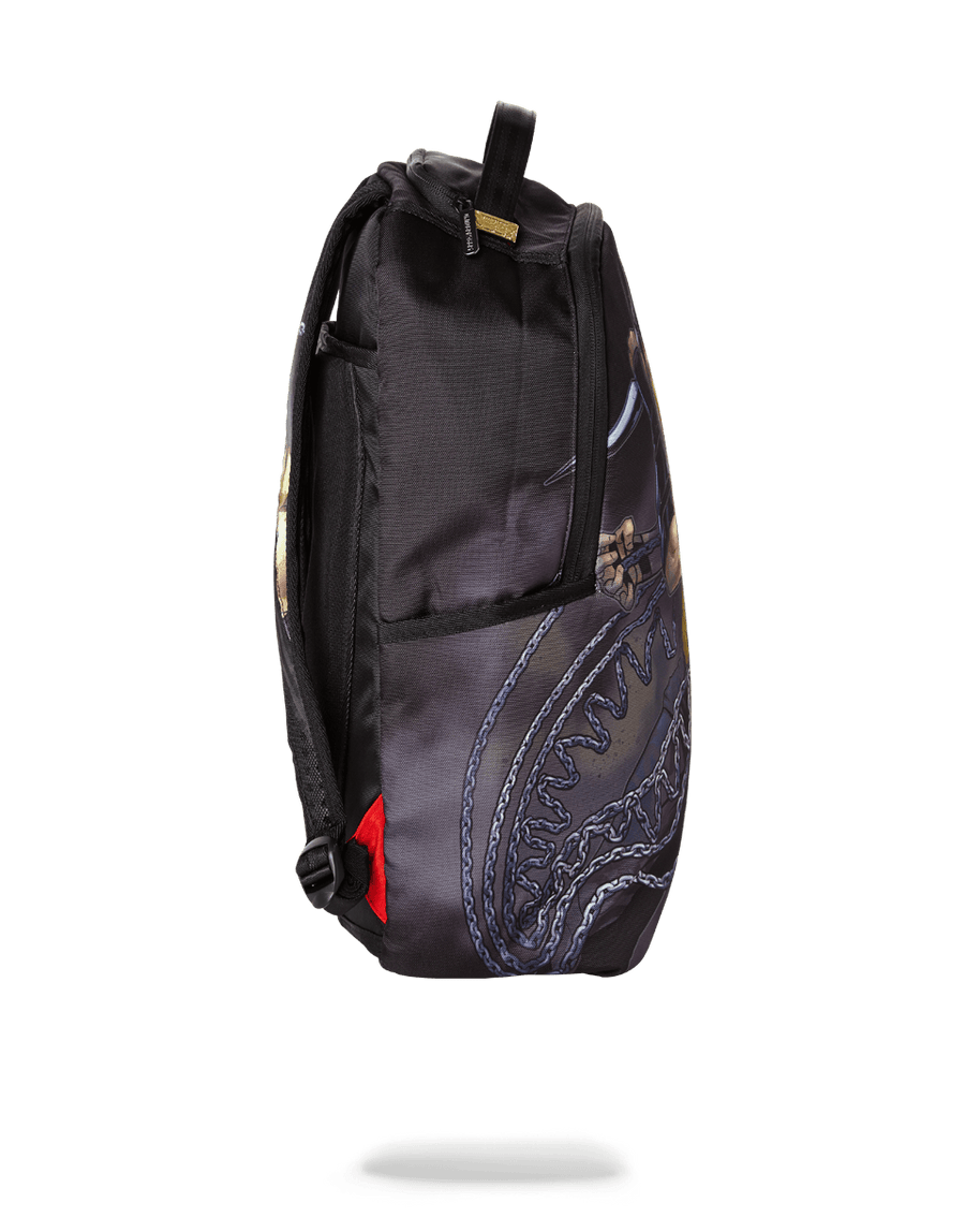 SPRAYGROUND- MORTAL KOMBAT SCORPION BACKPACK