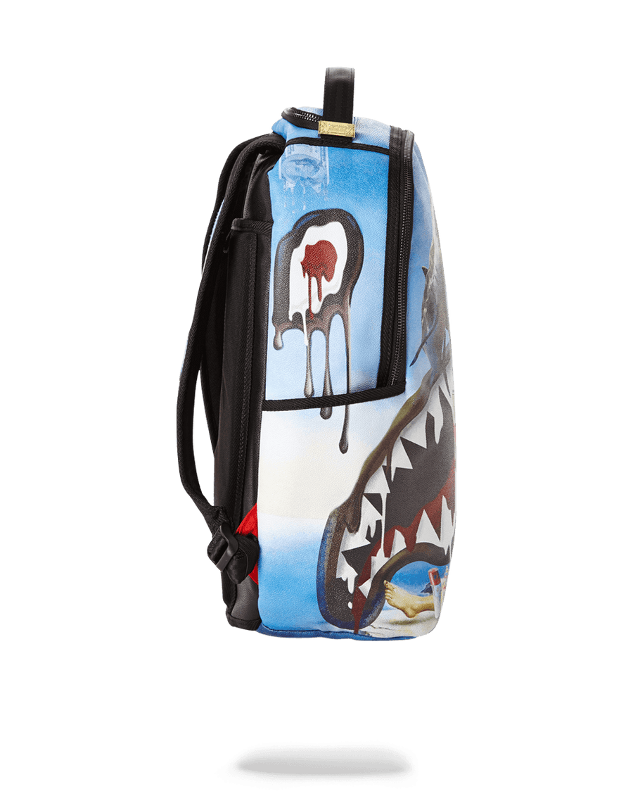 SPRAYGROUND- SALVADOR SHARKY BACKPACK