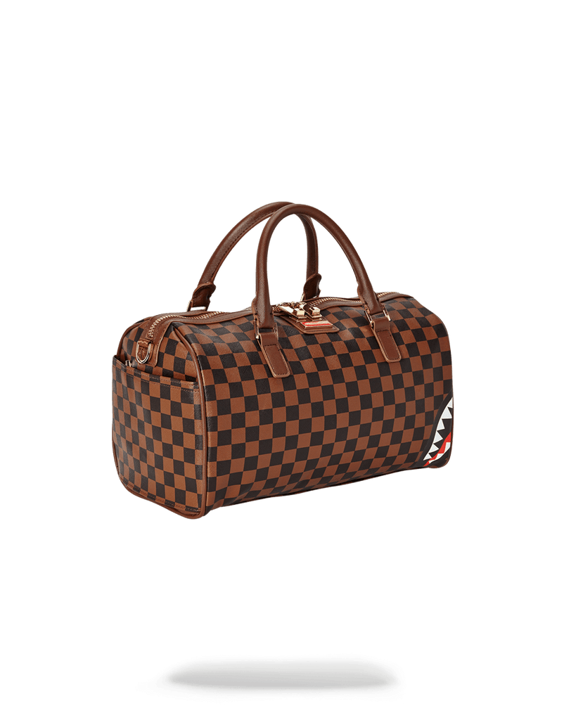 SPRAYGROUND- SHARKS IN PARIS MINI DUFFLE DUFFLE