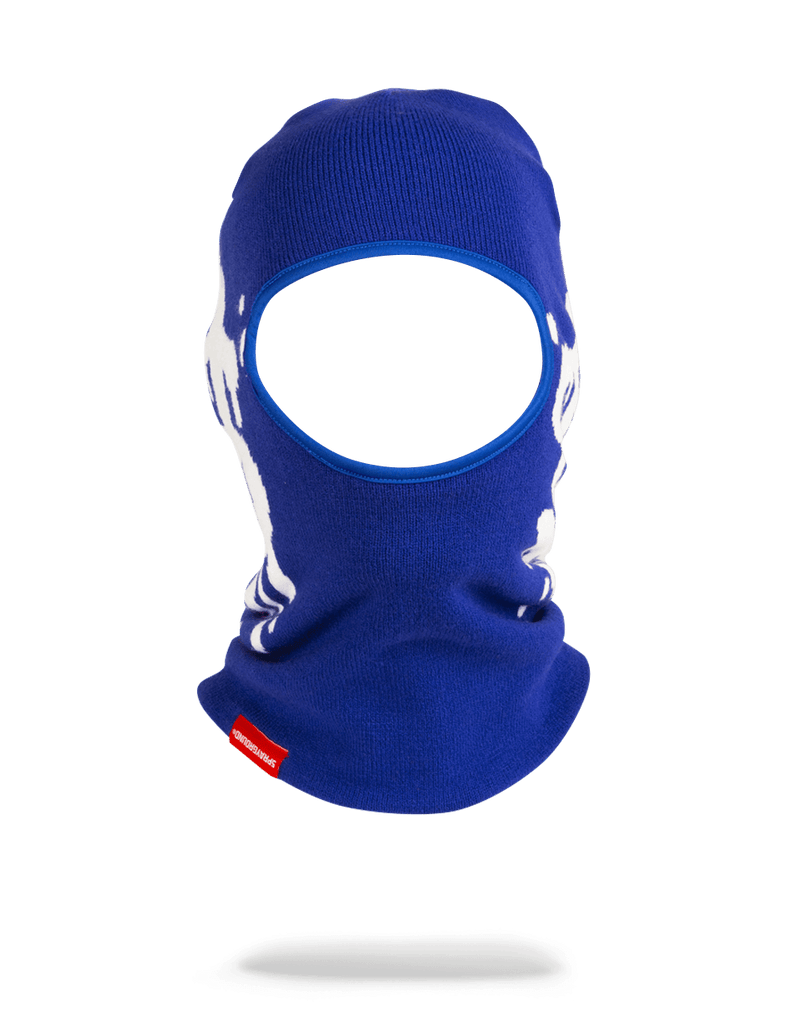 MONEY DRIP SKI MASK (BLUE)