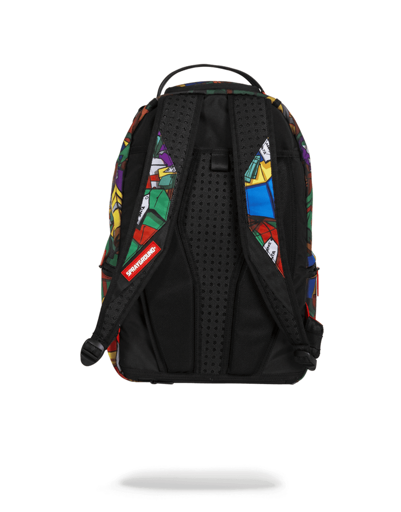 SPRAYGROUND- BAD SANTA BACKPACK