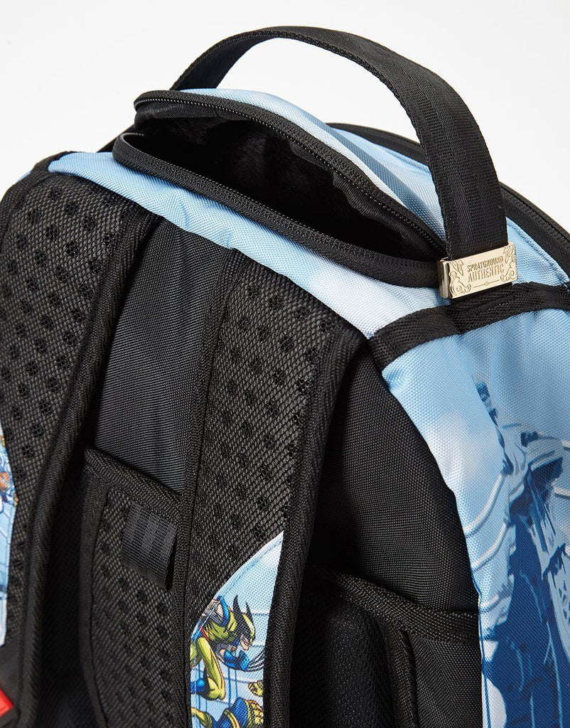 SPRAYGROUND- X-MEN ON A MISSION SHARK BACKPACK