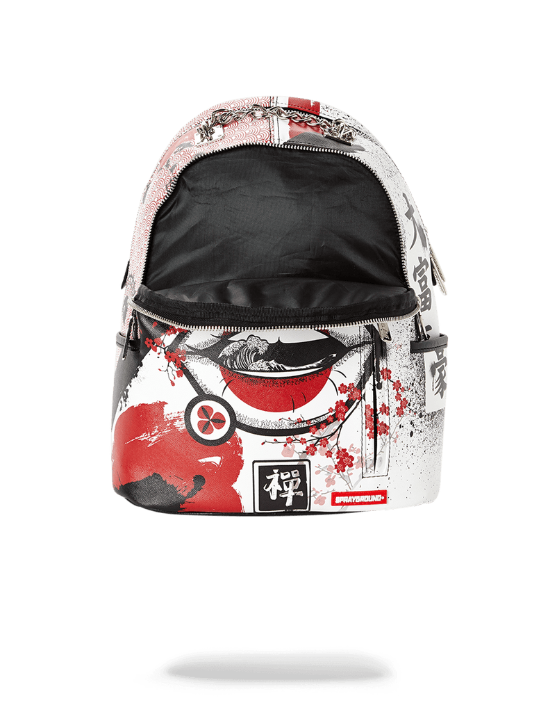 SPRAYGROUND- KYOTO KUSH SAVAGE (ASIAN DOLL) WOMENS BACKPACK