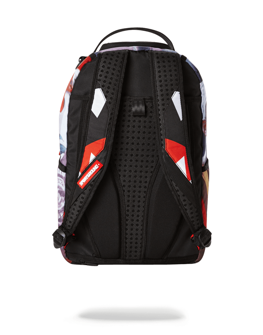SPRAYGROUND- WHITE MEN CAN'T JUMP BACKPACK