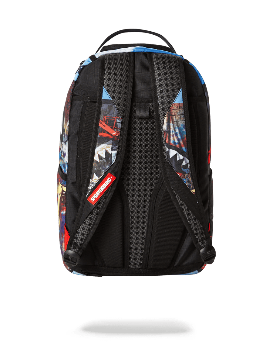 SPRAYGROUND- BILLBOARD SHARK BACKPACK