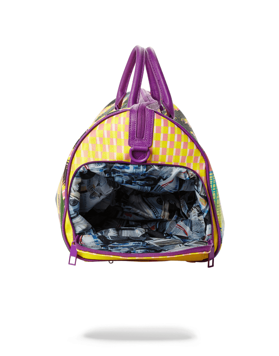 SPRAYGROUND- POP THE TRUNK DUFFLE DUFFLE