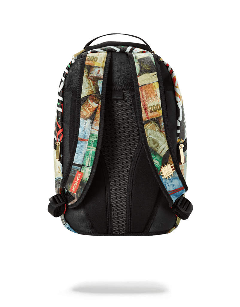 SPRAYGROUND- MANDELA ROLLS BACKPACK