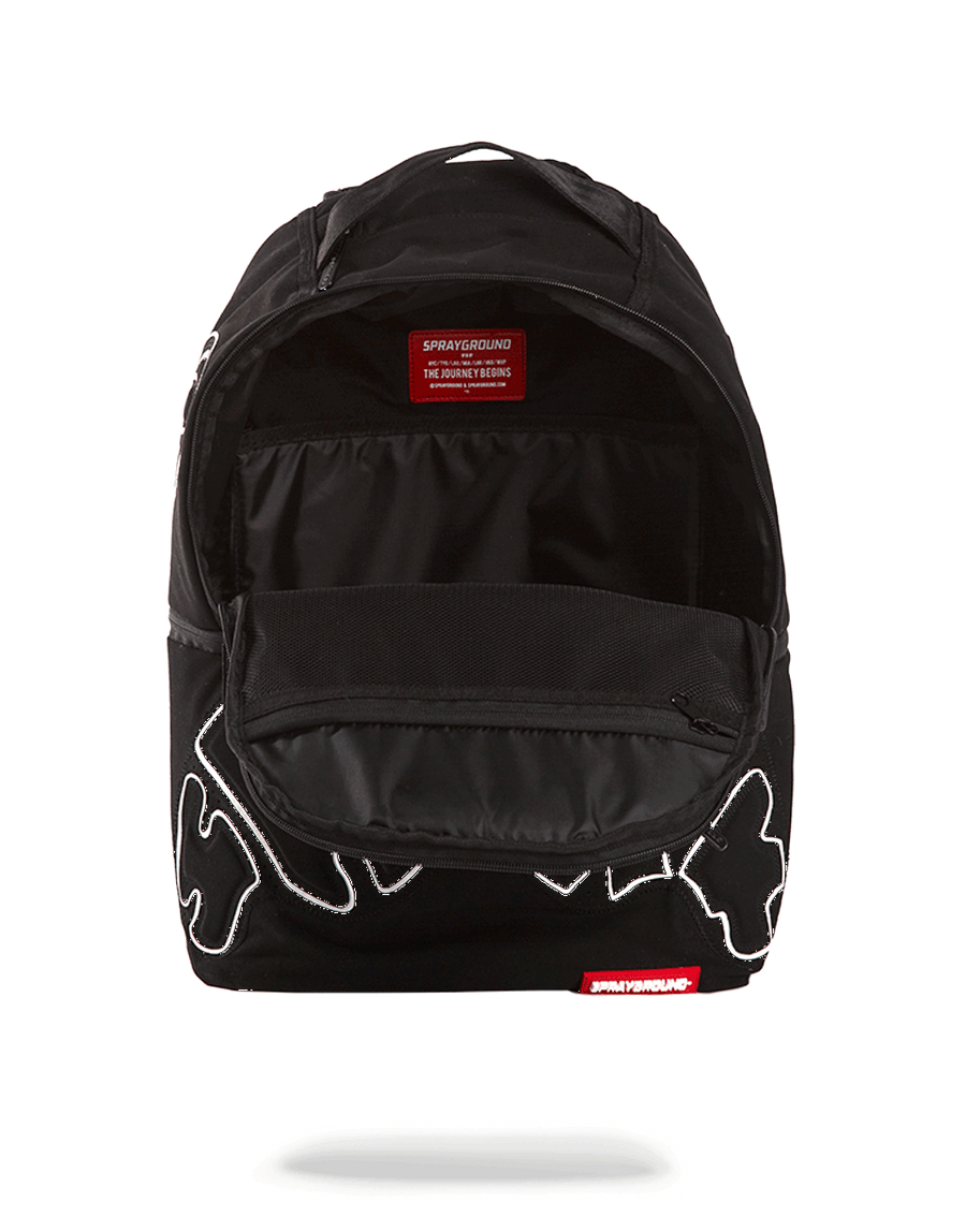 SPRAYGROUND- SHARKTEMPO BACKPACK BACKPACK