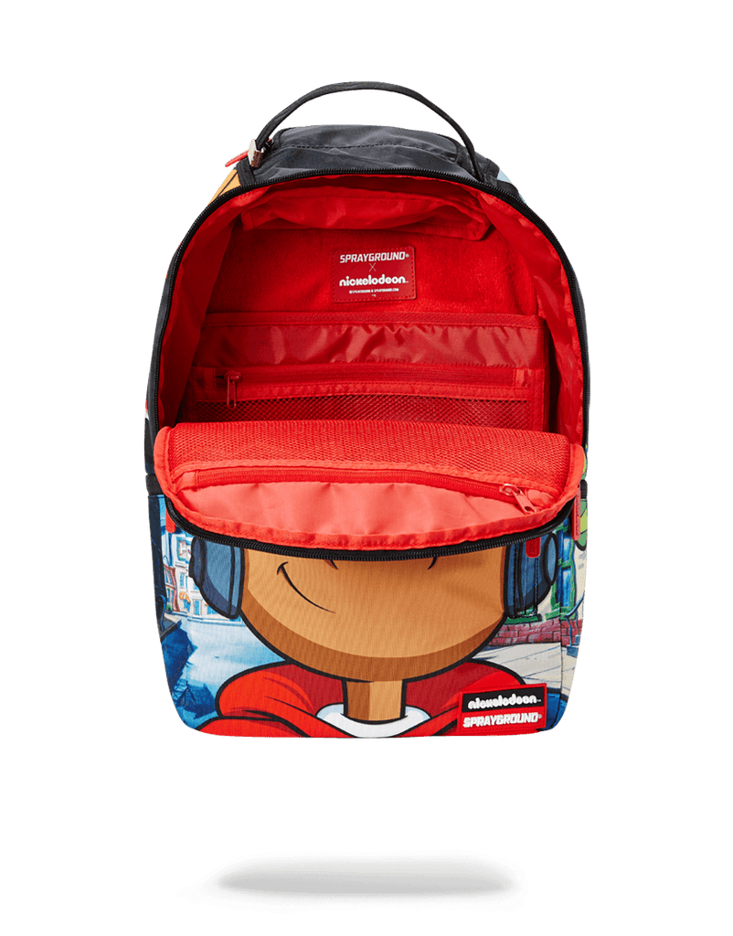 SPRAYGROUND- HEY ARNOLD GERALD IN THE ZONE BACKPACK