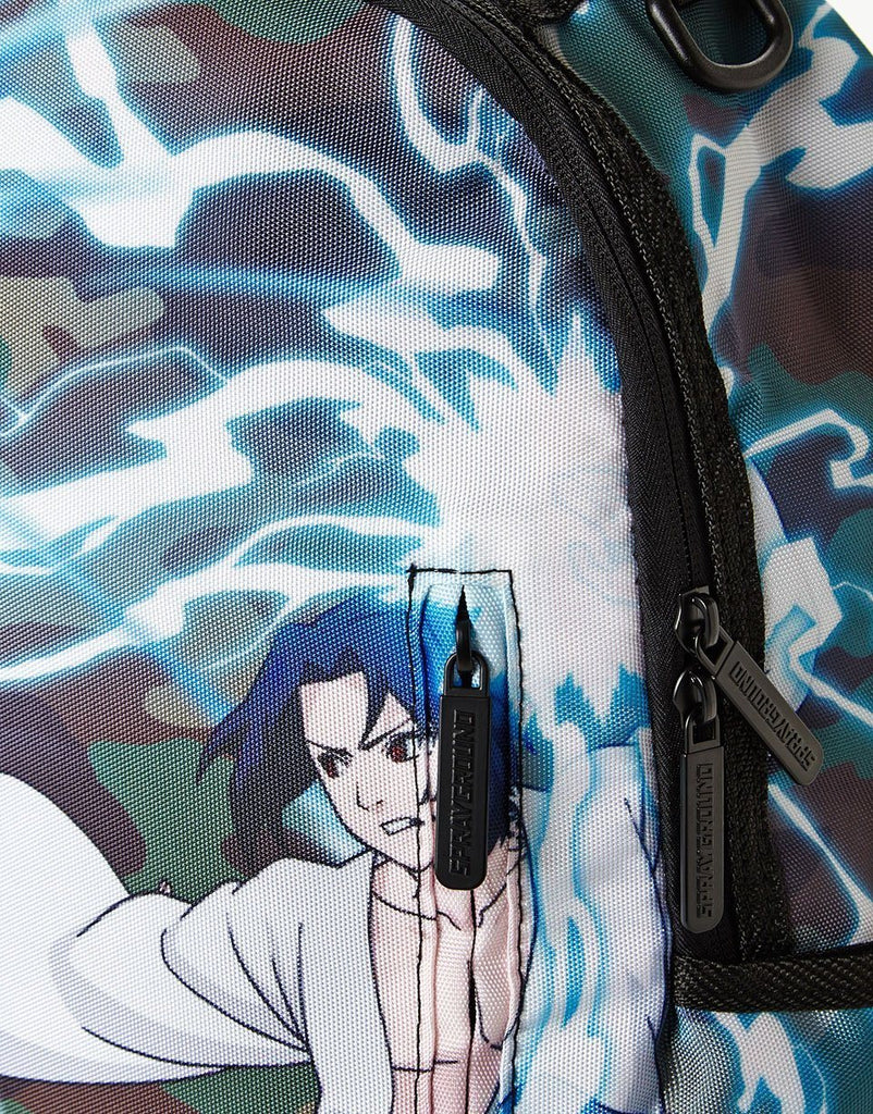 SPRAYGROUND- NARUTO VS. SASUKE BACKPACK