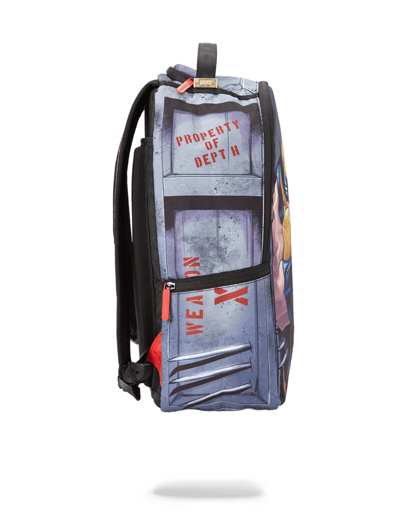 SPRAYGROUND- WOLVERINE CRAMMED BACKPACK