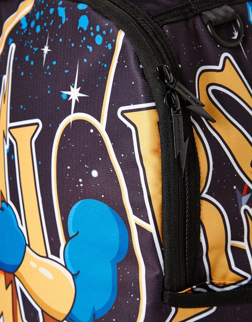 SPRAYGROUND- NBA LAB WARRIORS BOLT ARM BACKPACK