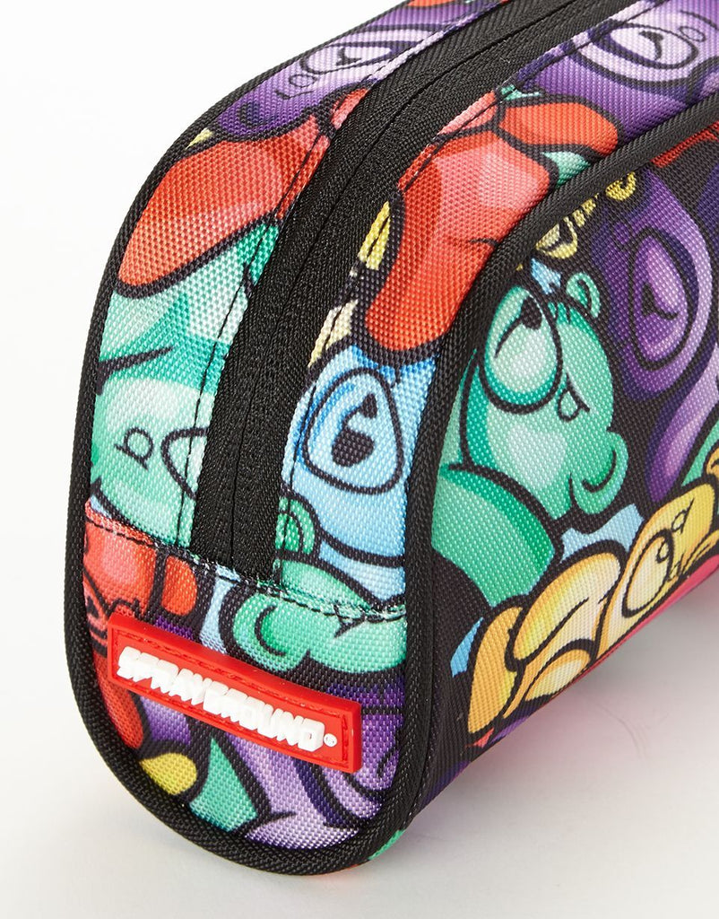 SPRAYGROUND- GUMMY LIPS PENCIL CASE PENCIL CASE