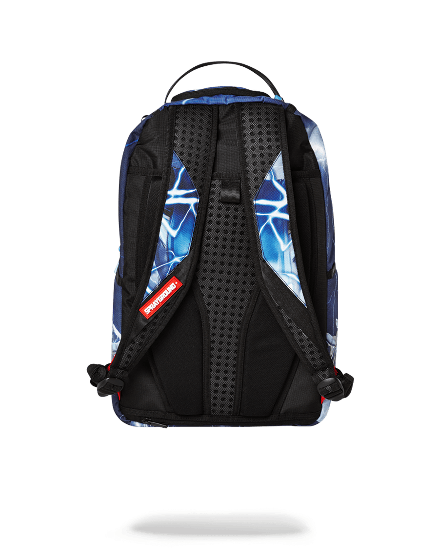 SPRAYGROUND- MORTAL KOMBAT RAIDEN SHARKMOUTH (3M REFLECTIVE) BACKPACK