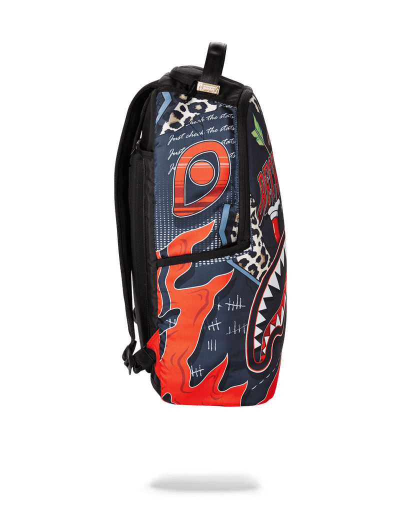 SPRAYGROUND- ODELL BECKHAM JR MAYHEM SHARK BACKPACK